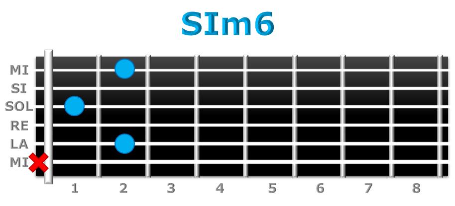 SIm6 guitarra
