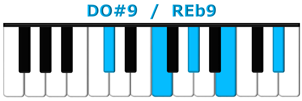 DO#9 piano