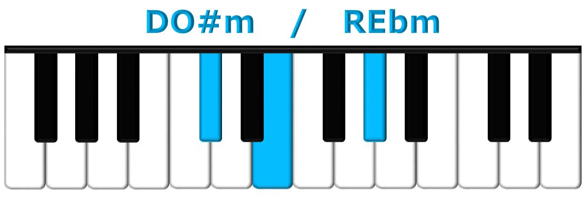 DO#m piano