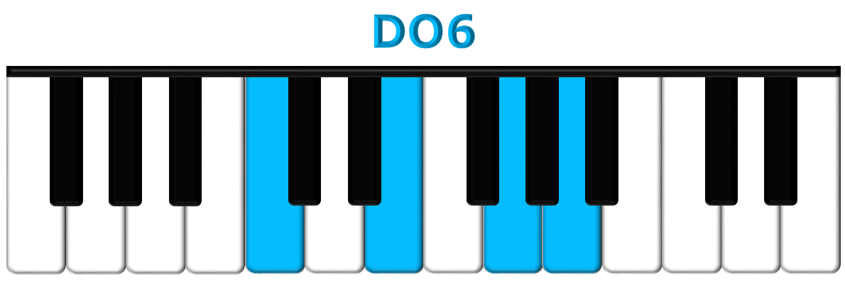 DO6 piano