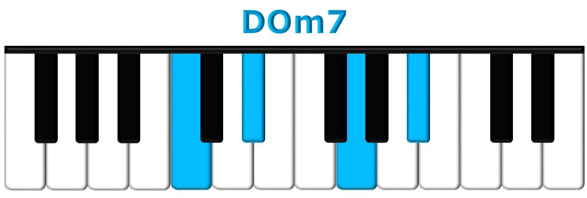 DOm7 piano