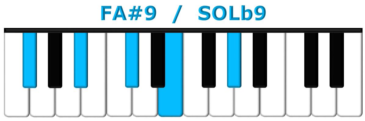 FA#9 piano