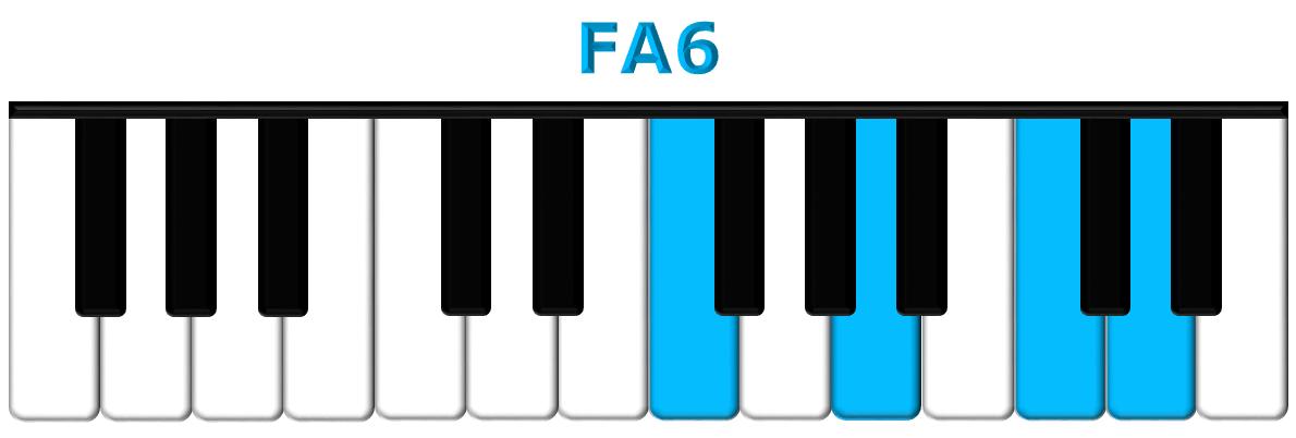 FA6 piano