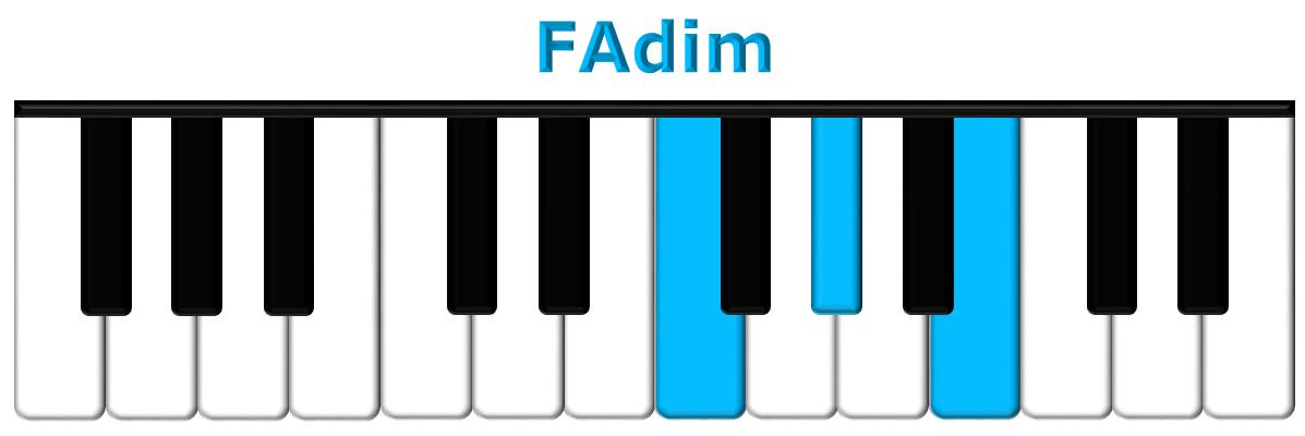 FAdim piano