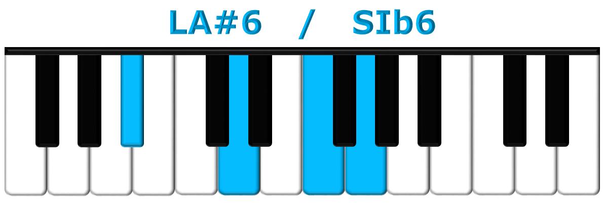 LA#6 piano