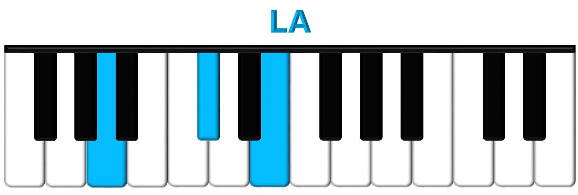 LA piano