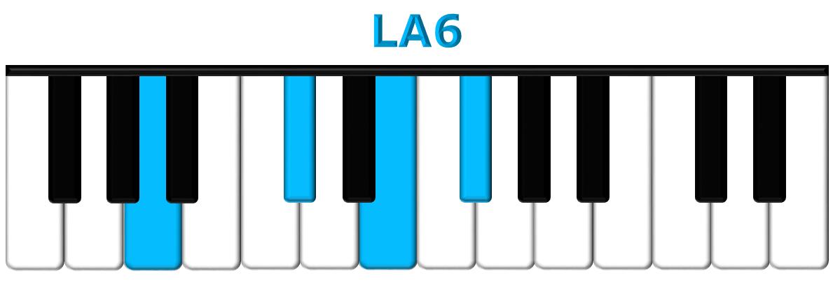 LA6 piano