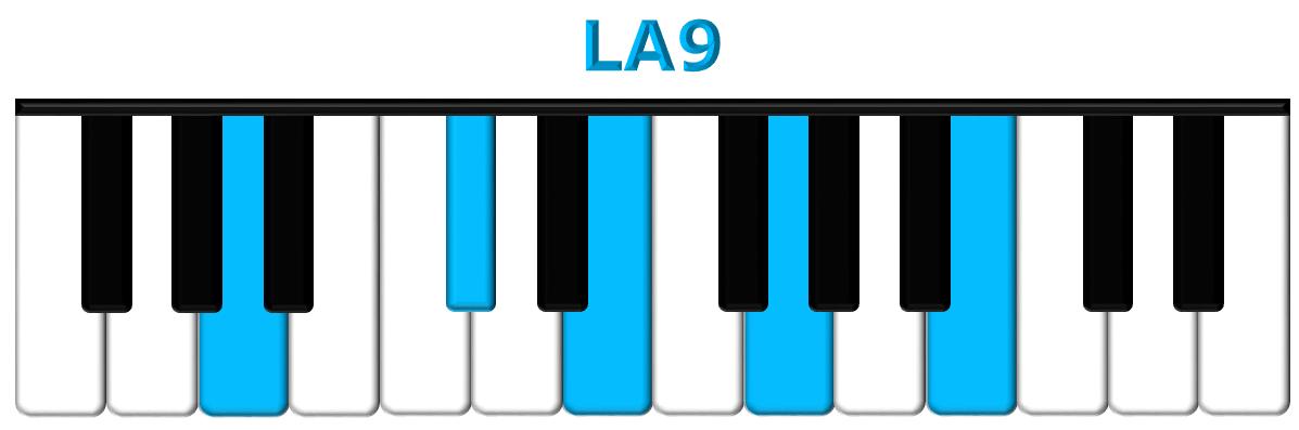 LA9 piano