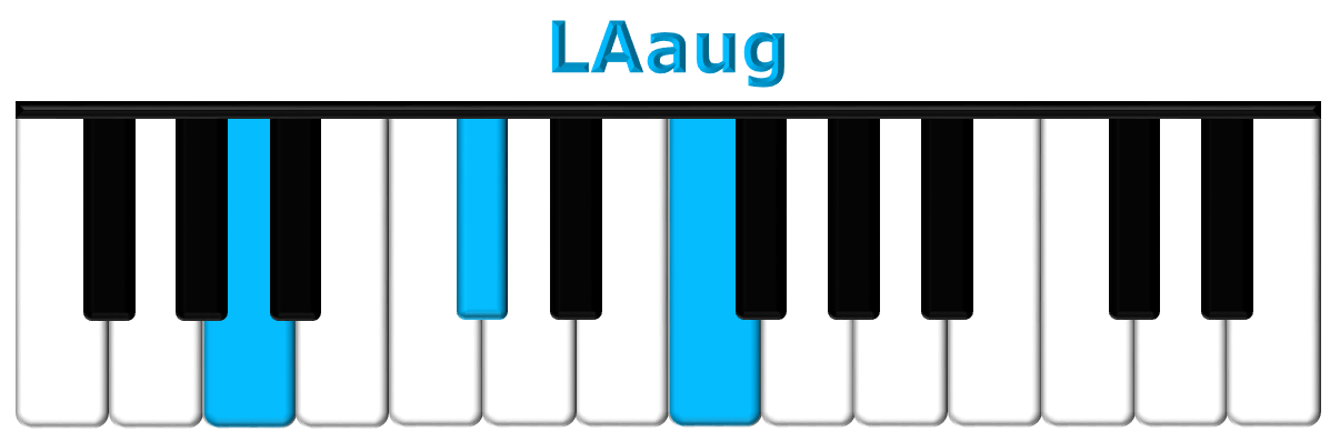 LAaug piano