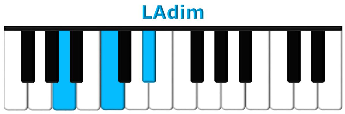 LAdim piano