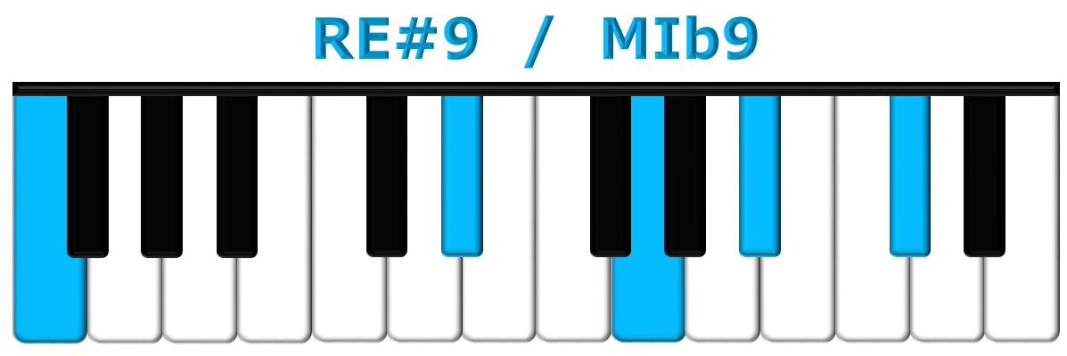 RE#9 piano
