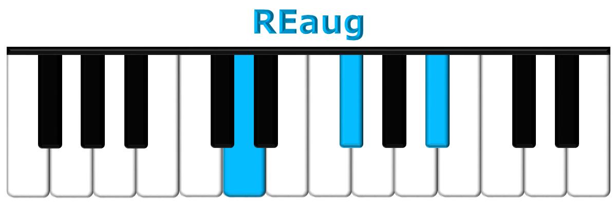 REaug piano