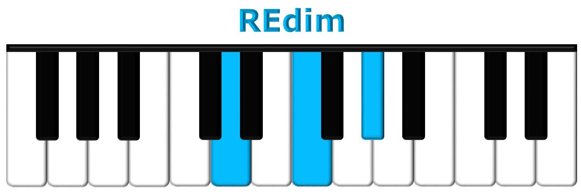 REdim piano