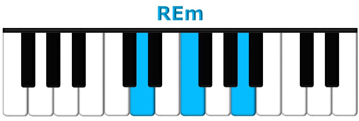 REm piano