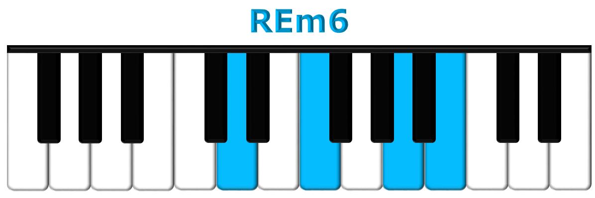 REm6 piano