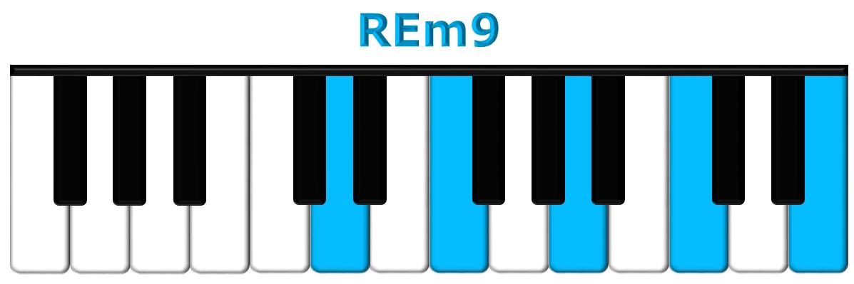 REm9 piano