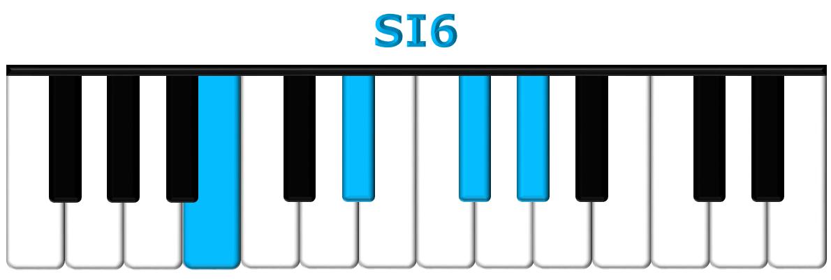 SI6 piano