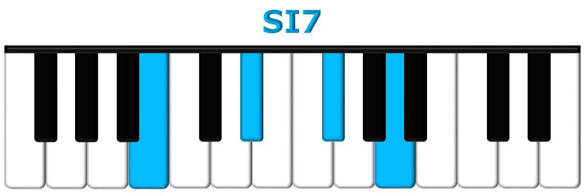 SI7 piano