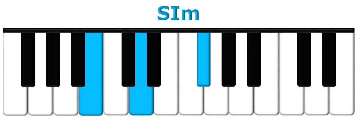 SIm piano