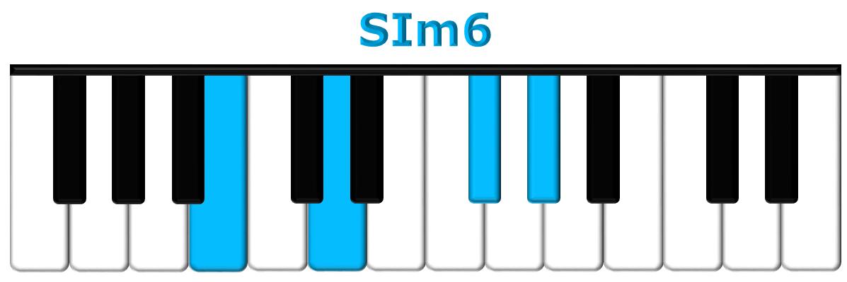 SIm6 piano