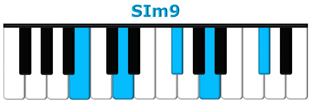 SIm9 piano