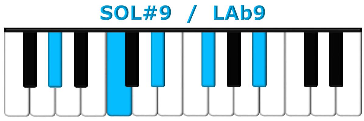 SOL#9 piano