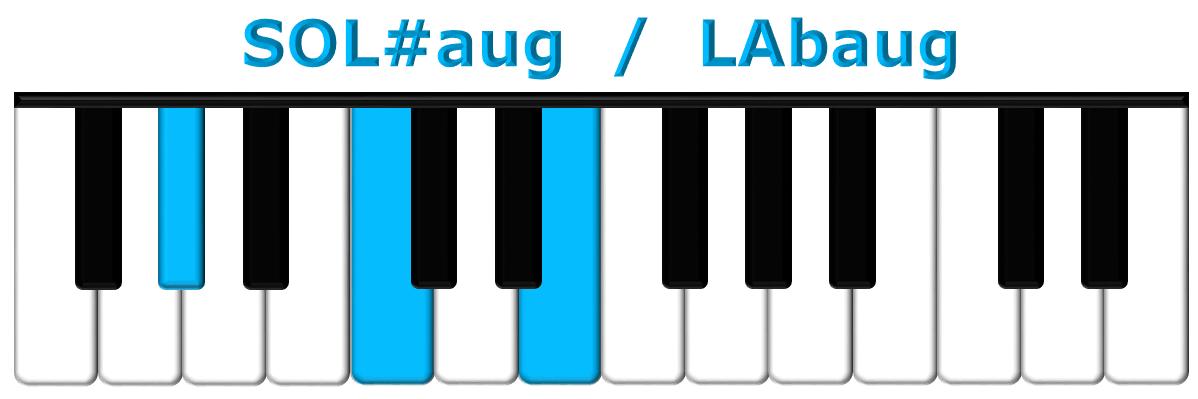 SOL#aug piano