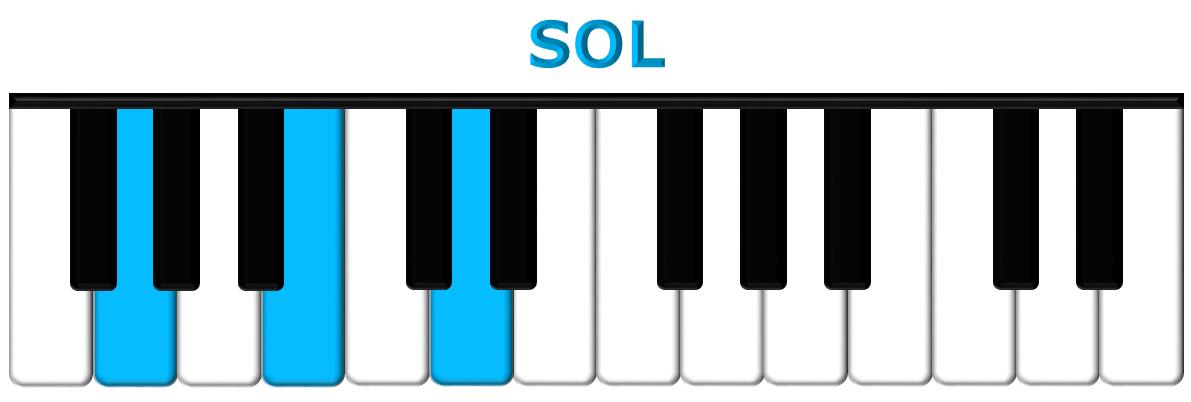 SOL piano