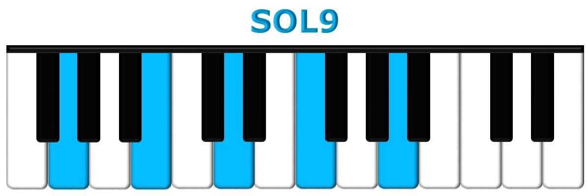 SOL9 piano