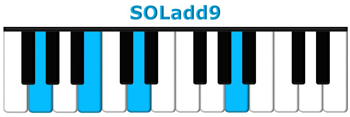 SOLadd9 piano