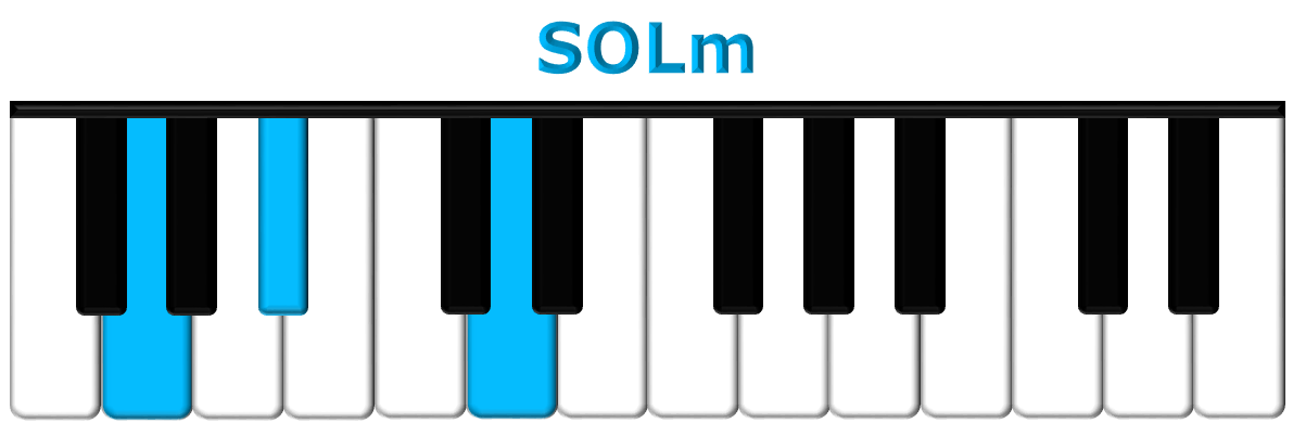 SOLm piano