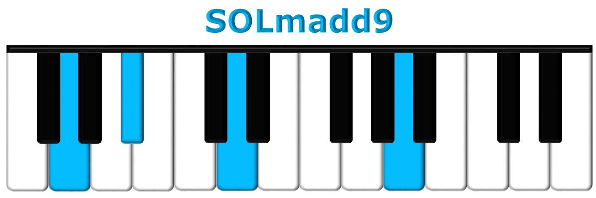 SOLmadd9 piano