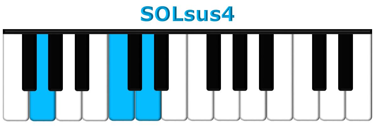 SOLsus4 piano