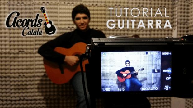 """Tutorial gratuït: """"Aprèn a tocar la guitarra en 5 passos"""""""