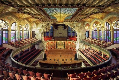 5 curiositats del Palau de la Música Catalana