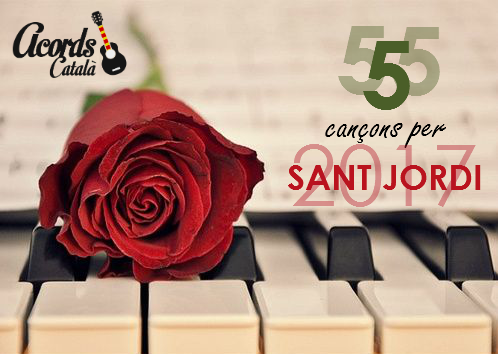 5 cançons per aquest Sant Jordi